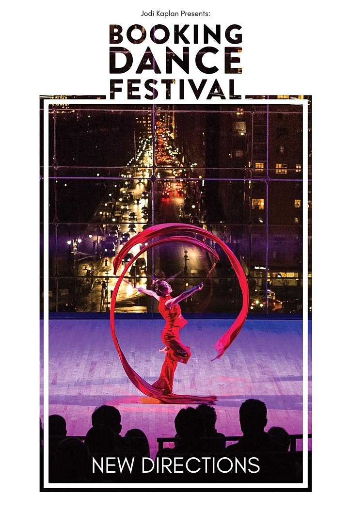 BOOKING DANCE FESTIVAL: NEW DIRECTIONS On Demand image