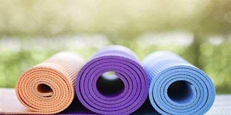 Virtual Vinyasa Yoga Classes - Package of 10 Classes -Mondays at Noon tickets