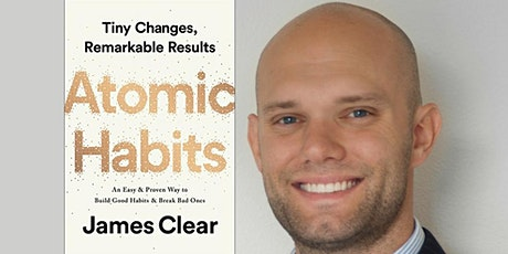 EBBC New York / Online – Atomic Habits (James Clear) tickets