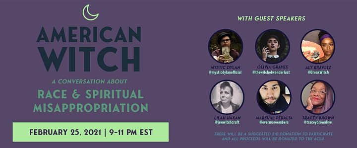 American Witch: A Conversation About  Race &  Spiritual Misappropriation image
