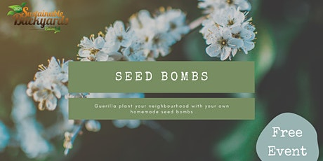 DIY Seed Bomb Workshop tickets