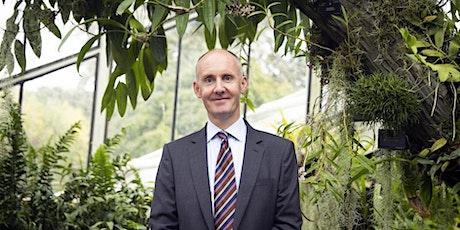 Richard Deverell (Director of RBG Kew): Kew Gardens to 2050. tickets