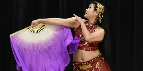 Oriental Fan Bellydance Fusion w/Jazmin Sapphire Tickets