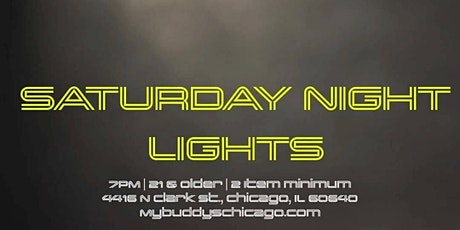 Saturday Night Lights Comedy tickets