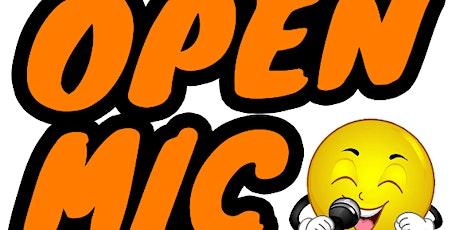 EastVille Open Mic Spectacular tickets