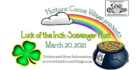 Luck of the Irish Scavenger Hunt tickets
