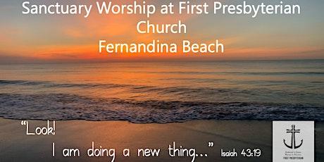 Sunday Morning Worship at First Presbyterian Church tickets