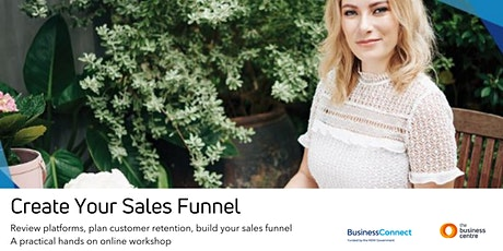 Create Your Sales Funnel tickets