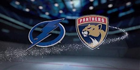 StrEams@!.MaTch Florida Panthers v Tampa Bay Lightning LIVE ON NHL 2021 tickets
