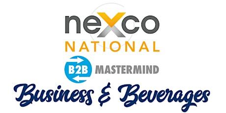neXco National B2B Present Speed Networking tickets
