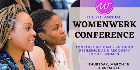 The 2021 WomenWerk Conference - Virtual  Marketplace Registration tickets