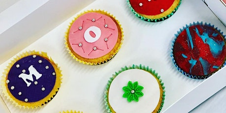 Decorate and take home your very own cupcake - Session 1 tickets