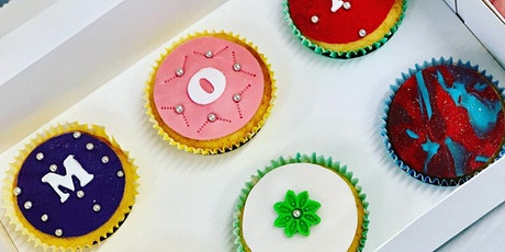 Decorate and take home your very own cupcake Session 2 tickets