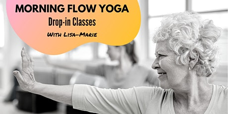 Morning Flow Yoga (Registered Drop-in) tickets