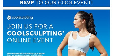 BHRC Newport Beach CoolSculpting Virtual Event tickets