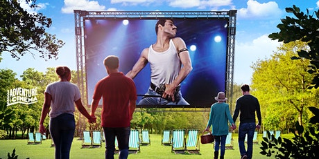 Bohemian Rhapsody Outdoor Cinema Experience at Vivary Park in Taunton tickets