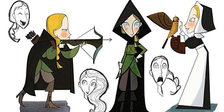 An Introduction to Animation – Design Your Own Character tickets