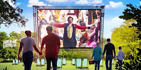 The Greatest Showman Outdoor Cinema Sing-A-Long at Vivary Park in Taunton tickets