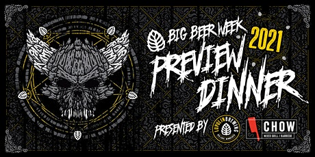 Big Beer Week Exclusive Preview Dinner  at CHOW Mixed Grill and BBQ tickets