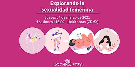 Explorando la sexualidad femenina entradas