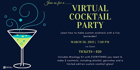 Virtual Cocktail Party tickets