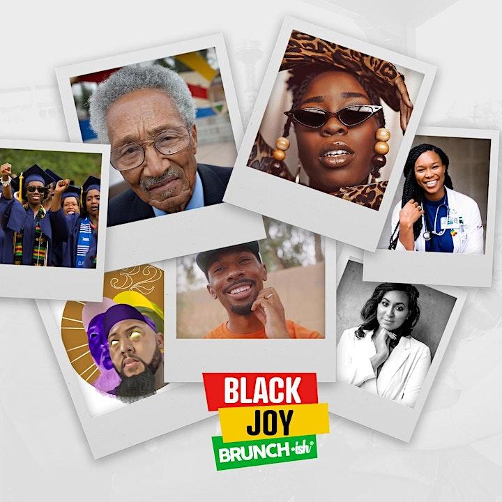 Brunch·ish: Black Joy (Black History Month Celebration) image