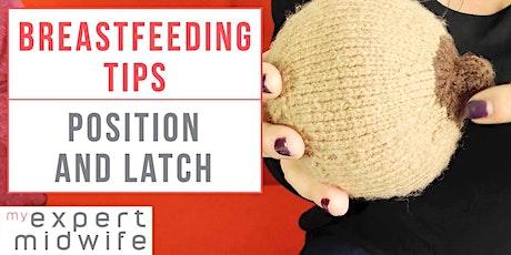 Online Event Breastfeeding Masterclass tickets