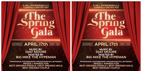 The Spring Gala tickets
