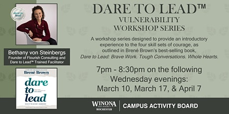 Dare to Lead™: Braving Trust tickets