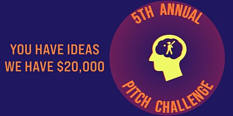 Fordham Foundry 5th Annual Pitch Challenge tickets