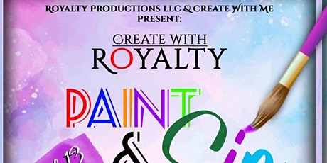 Create With Royalty tickets