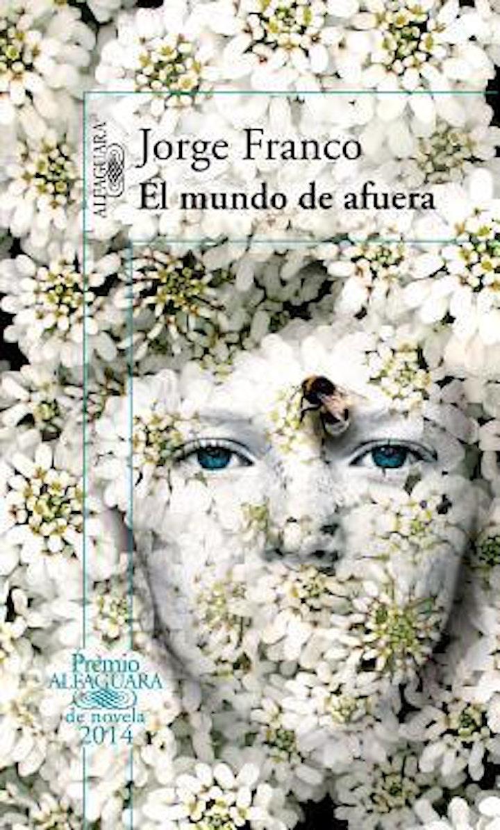 Novel Writing Masterclass with Jorge Franco image