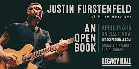 Justin Furstenfeld of Blue October at Legacy Hall | April 15 tickets