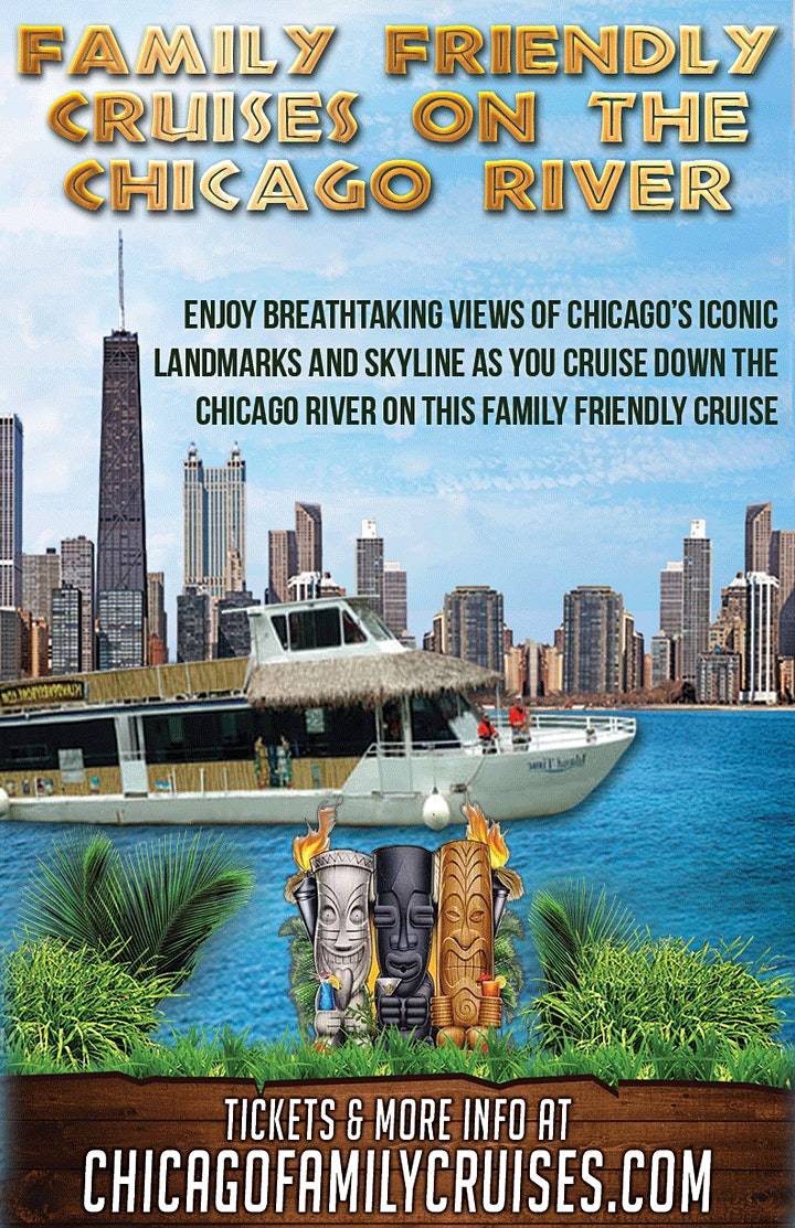 Family Friendly Cruise on the Chicago River image