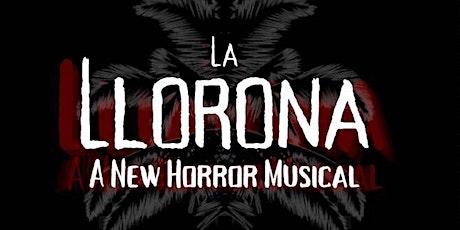La Llorona: A New Horror Musical tickets