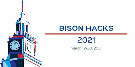 #BISONHACKS 2021 7th Annual Howard University Hackathon tickets