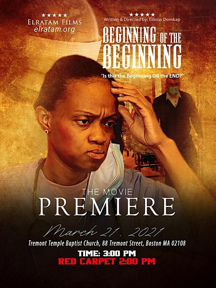 Beginning of the Beginning Premiere image