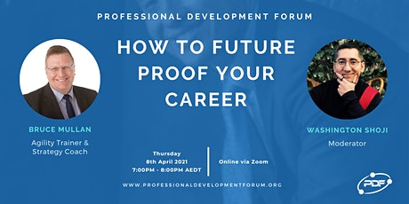 How to Future-Proof Your Career tickets