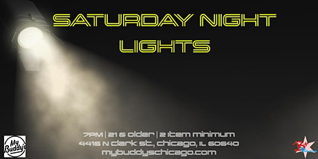 Saturday Night Lights tickets