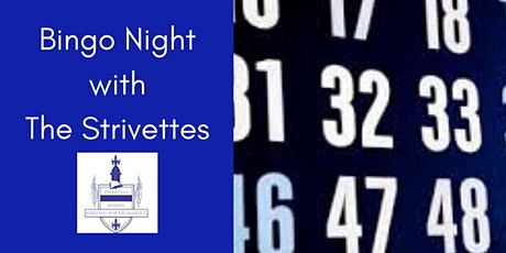 Bingo Night with The Strivettes tickets