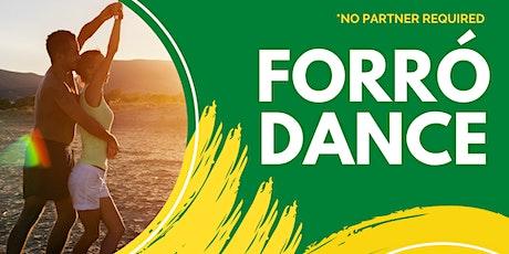 Forro Dancing Classes - Social Dance tickets