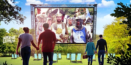 Monty Python Outdoor Cinema Experience at Hedingham Castle tickets