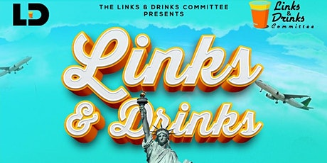 "Links & Drinks ""The Return"" tickets"