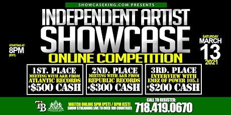 Independent Artist Showcase tickets