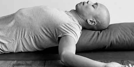 Yin Yoga and Yoga Nidra Restore Masterclass with Hugh Lee tickets