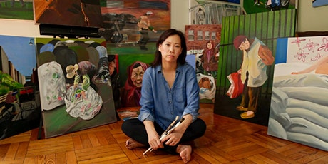 What is Social Justice Art?  A talk with artist Siyan to benefit Womankind. tickets
