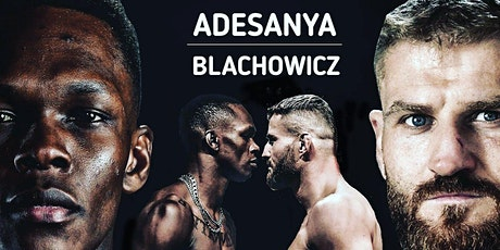 Adesanya vs. Blachowicz :: UFC 259 :: 3 Title Fights tickets