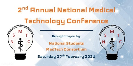 2nd Annual National Medical Technology Conference tickets