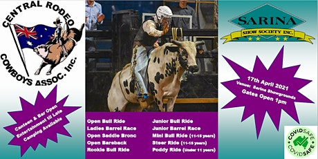 Sarina Rodeo tickets
