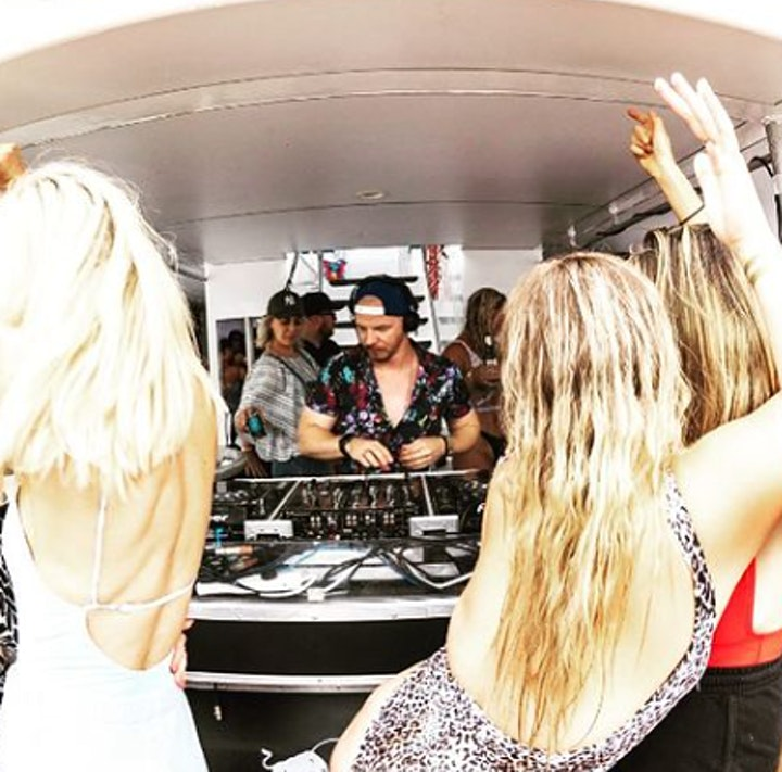 Souluxe Record Co - Summer Session at Sea image